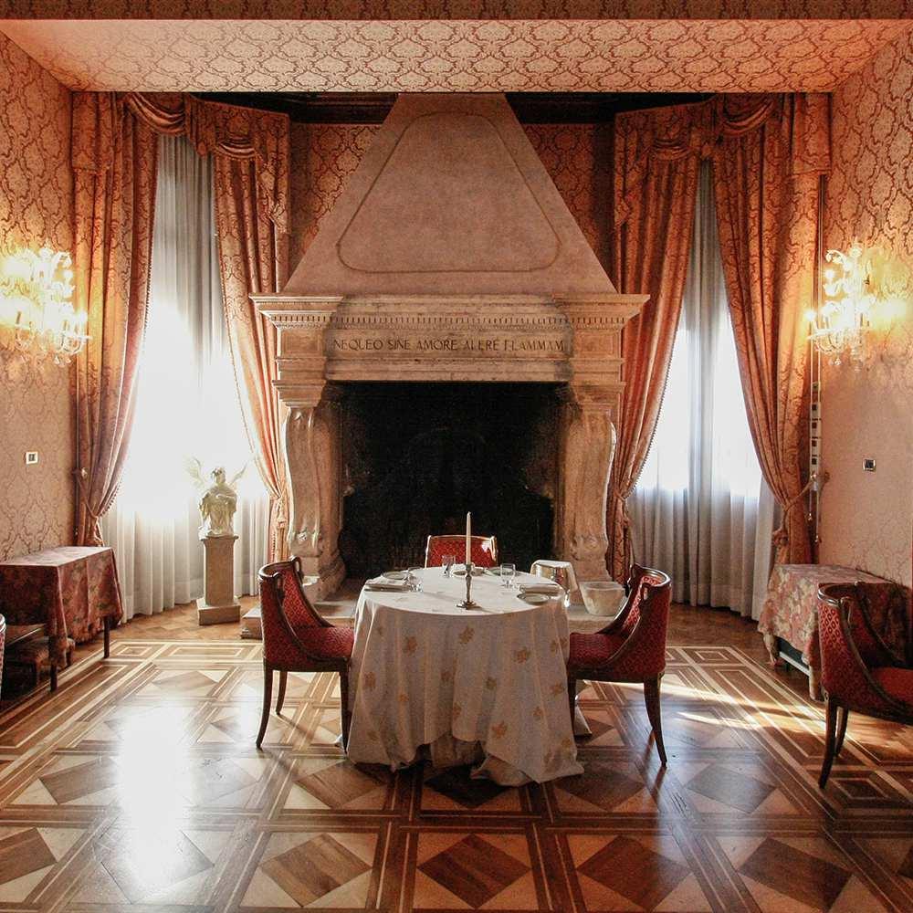 Ristorante - Villa Potenziani